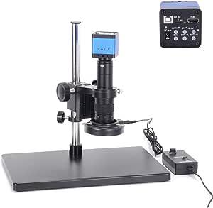 Hayear Mikroskop Videokamera 16 Mp Full Hd 1080p 60 Fps Hdmi Usb Industrie C Mount 180