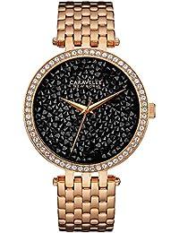 Caravelle New York Crystal Rock de mujer reloj de pulsera 44l231