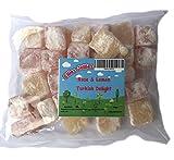 Ellies Jellies® Rose And Lemon Turkish Delight 500g Bag