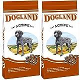 Dogland 2 x 15 kg Active