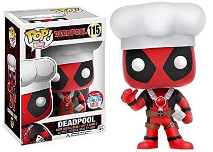 Funko - Figurine Marvel - Chef Deadpool NYCC 20...