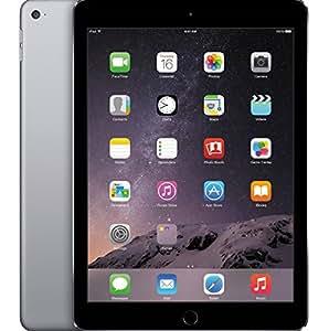 "Apple iPad Air 2 Space Grey 32GB (WiFi, 9.7"" Retina Display, MNV22FD/A)"