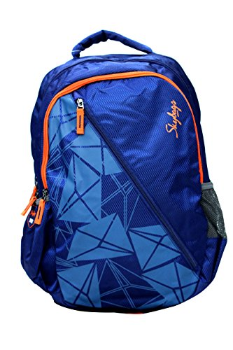 Skybags Pogo 32 Ltrs Blue Casual Backpack