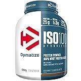 Dymatize Whey Protein Hydrolysat + Isolat – Premium Eiweißpulver – Protein Shake / 2,2 kg Gourmet Chocolate