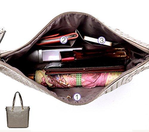 Borse Donna Keshi Pu Cute, Hobo Bags, Tracolle, Borsette, Secchielli, Borse Moda, Velour, Camoscio, Pelle Scamosciata, Borsa Oro