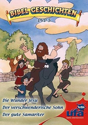 Die Wunder Jesu / Der verschwenderische Sohn / Der gute Samariter