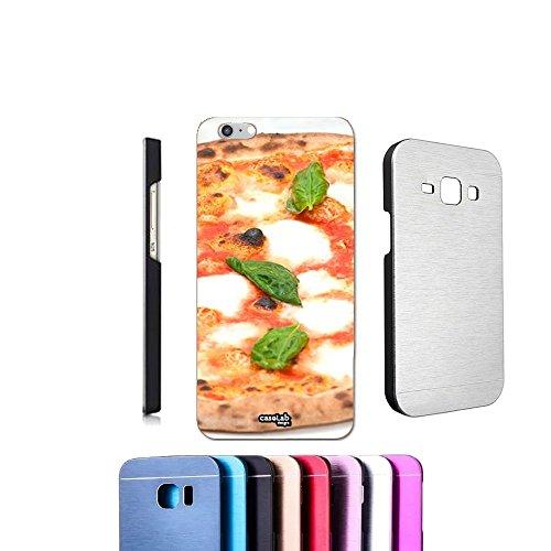 COVER ALLUMINIO PIZZA NAPOLETANA PER IPHONE 6 6S METALLO