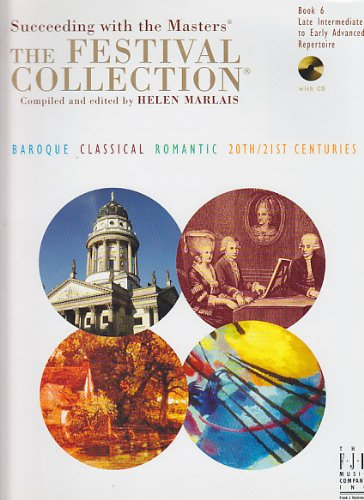 fjh-music-company-festival-collection-book6-late-inter-early-adv-repertoire-cd-classical-sheets-pian
