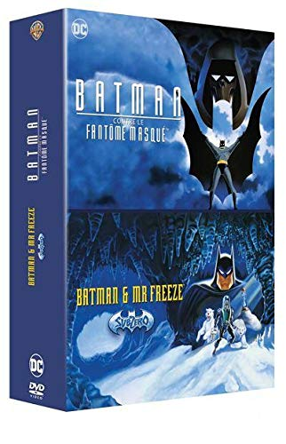 Coffret films issus de batman la série animée 2 films [FR Import]