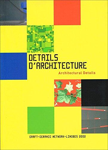Details d'Architecture par Craft Ceramic Network 2002