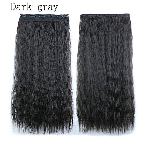 TianWlio Perücken Damen Wellenförmige Lockige Lange Haare Perücke Dame Volle Perücken Party Cosplay