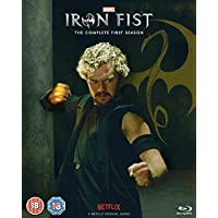 Marvel's Iron Fist Season 1 Blu-ray