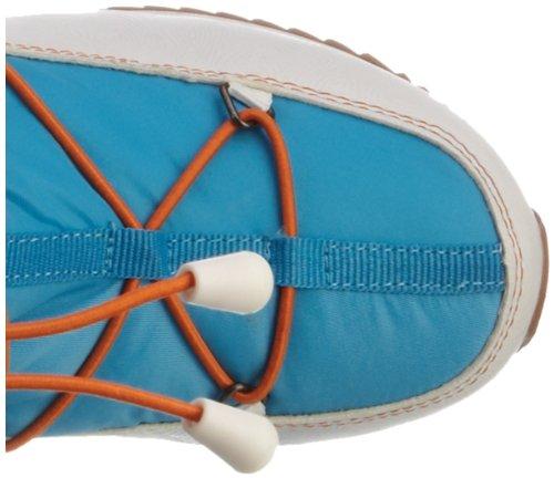 Hi-Tec New Moon 200, Chaussures randonnée femme Bleu-TR-I5-33