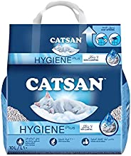 Catsan Hygiene Plus Cat Litter, 10 Litre