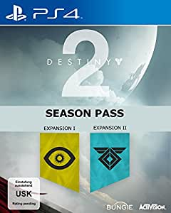 Destiny 2 - Season Pass [PS4 Download Code - UK Account