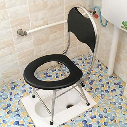 Bathroom Toilet Seat Elderly Disabled Pregnant Women