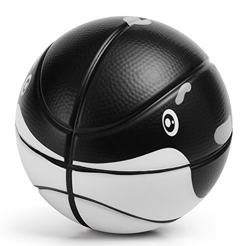 l, Mini Training Schaumstoff Fußball für Kleinkinder und Kinder Geschenk (Basketball Beach-ball)