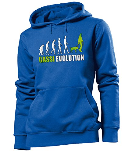 Hunde - GASSI EVOLUTION 545(FKP-B-Weiss-Grün) Gr. L