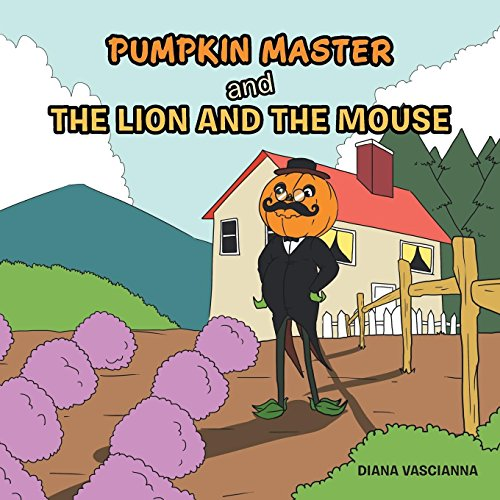 Pumpkin Master and The Lion and the Mouse