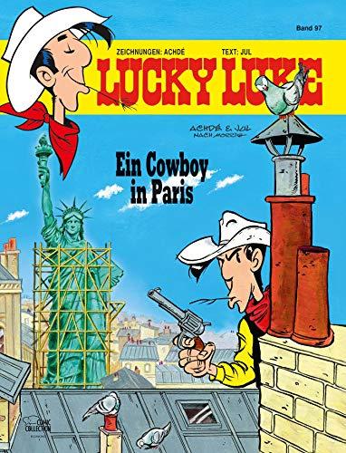 Lucky Luke  Ein Cowboy in Paris  Bd. 97