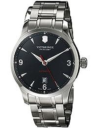 Victorinox Swiss Army–Reloj de pulsera analógico automático para hombre acero inoxidable 241669