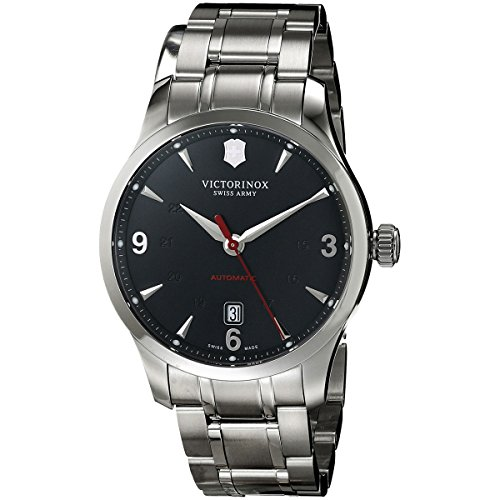 Victorinox Swiss Army Herren-Armbanduhr Analog Automatik Edelstahl 241669