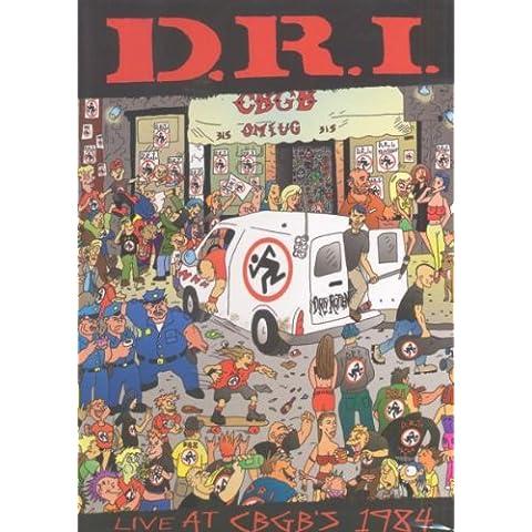 D.R.I. - Live At C.B.G.S.'s 1984