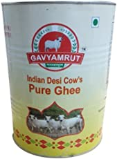 Gavyamrut Desi Cow Ghee 5 Litre