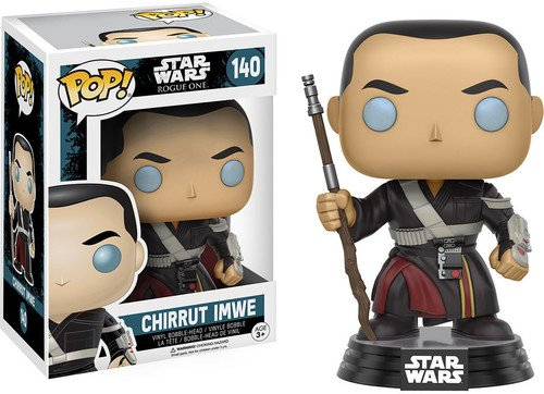 Funko Pop Chirrut Imwe (Star Wars 140) Funko Pop Rogue One (Star Wars)