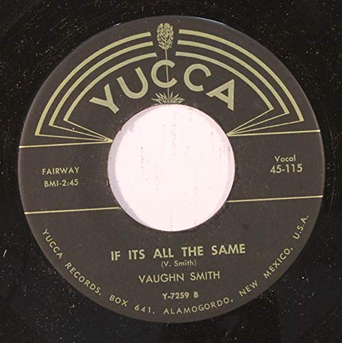 if its all the same 45 rpm single -