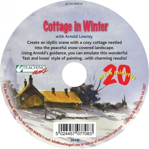 Cottage in Winter [DVD] -