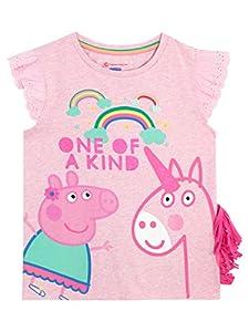 Peppa Pig Camiseta Para Niñas