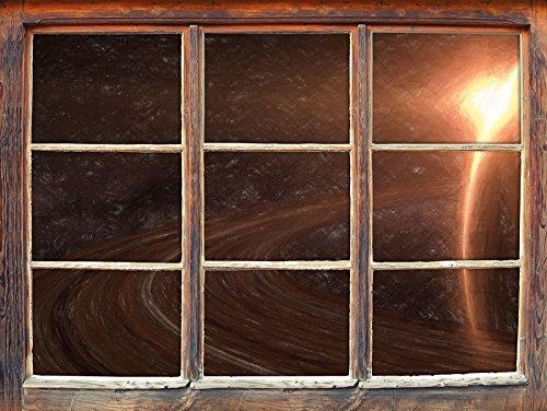cosmic-planete-saturn-dans-lespace-effet-de-crayon-dart-fenetre-en-3d-look-mur-ou-format-vignette-de