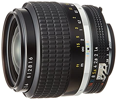 [USED] Wide Angle 35mm f/1.4 AIS Manual Focus Lens, 1429, 35mm Lenses (japan import)