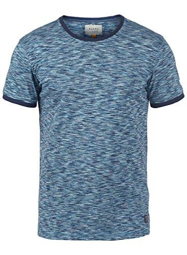BLEND Lex 20703724ME T-Shirt, Größe:M;Farbe:Ensign Blue (70260)