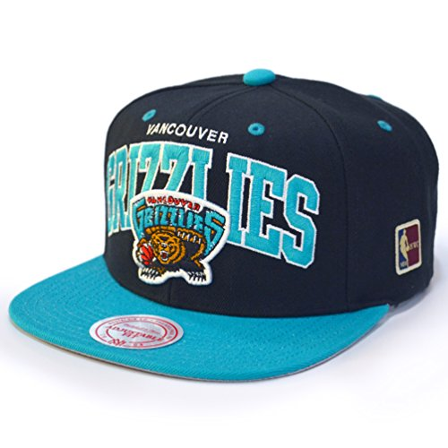 Mitchell & Ness Snapback Cap - HWC Vancouver Grizzlies