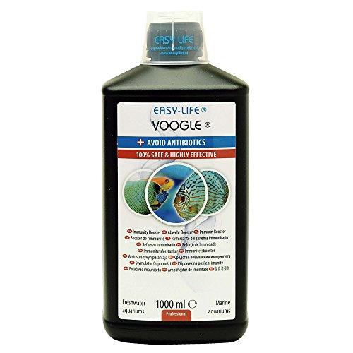 Easy Life Voogle Fischkrankheiten verhindern ohne Antibiotika , 1000 ml