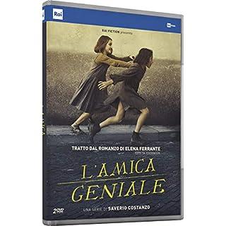 Dvd - Amica Geniale (L') (2 Dvd) (1 DVD)