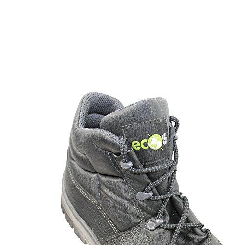Uk Trabalhar Segurança Trekking Sapatos S1p Preto Sapatos De St250c De Sapatos Src De Ecos qx0wIpntS