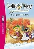 """Afficher """"Agatha Mistery n° 4 Les bijoux de la diva"""""""