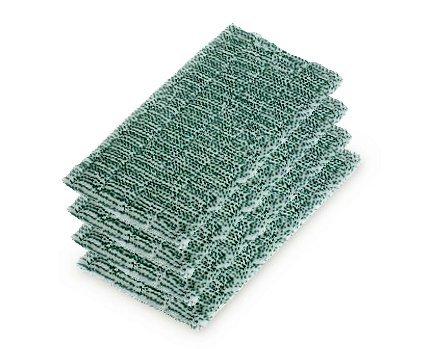 Confezione 4 panni universali fughe lavapavimenti folletto sp520-530 originali