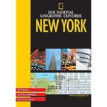National Geographic Explorer - New York: Öffnen - Aufklappen - Entdecken