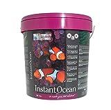 Aquarium Systems 1010006 Aquarien Meersalz Instant Ocean, 25 kg