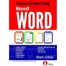 Microsoft Word Exercises with Video Training