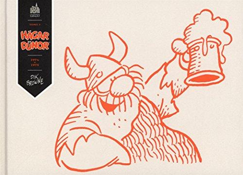 Hägar Dünor, Tome 2 : 1974-1975 par From Urban Comics Editions