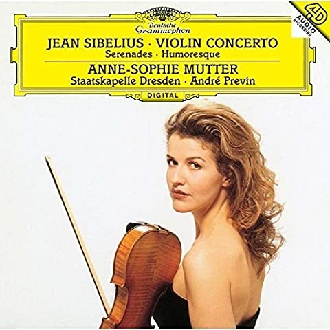 Sibelius:Violin Concerto