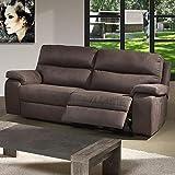 M-056 Relax-Sofa, 3-Sitzer, Golden