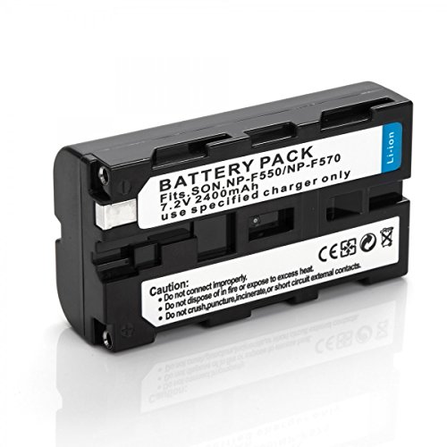 Galleria fotografica Rusty Bob - NP-F550 / 570 Sony batteria / batteria NP-F950, NP-F950B, NP-F960, NP-F970, NP-F970B, NP-F720, NP-F730, NP-F750, NP-F750SP - solo batteria
