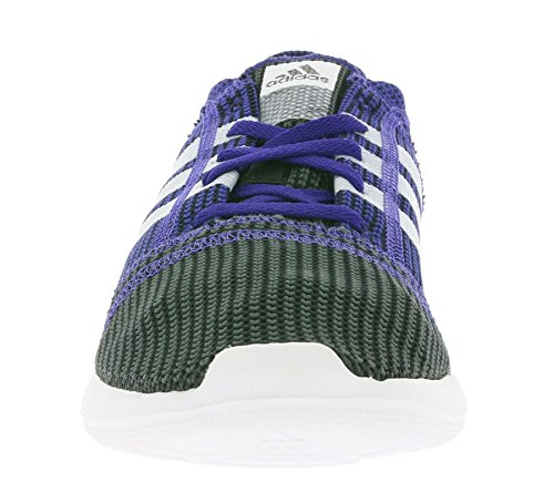 adidas Performance Element Refine Tricot M Hommes Chaussures Bleu B44239 PURPLE/WHT/BLK