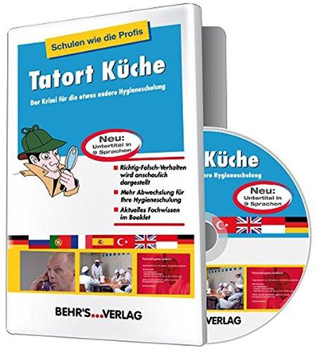 Tatort Küche - mit Untertiteln: Spannender Krimi statt langweilige Mitarbeiterschulung!
